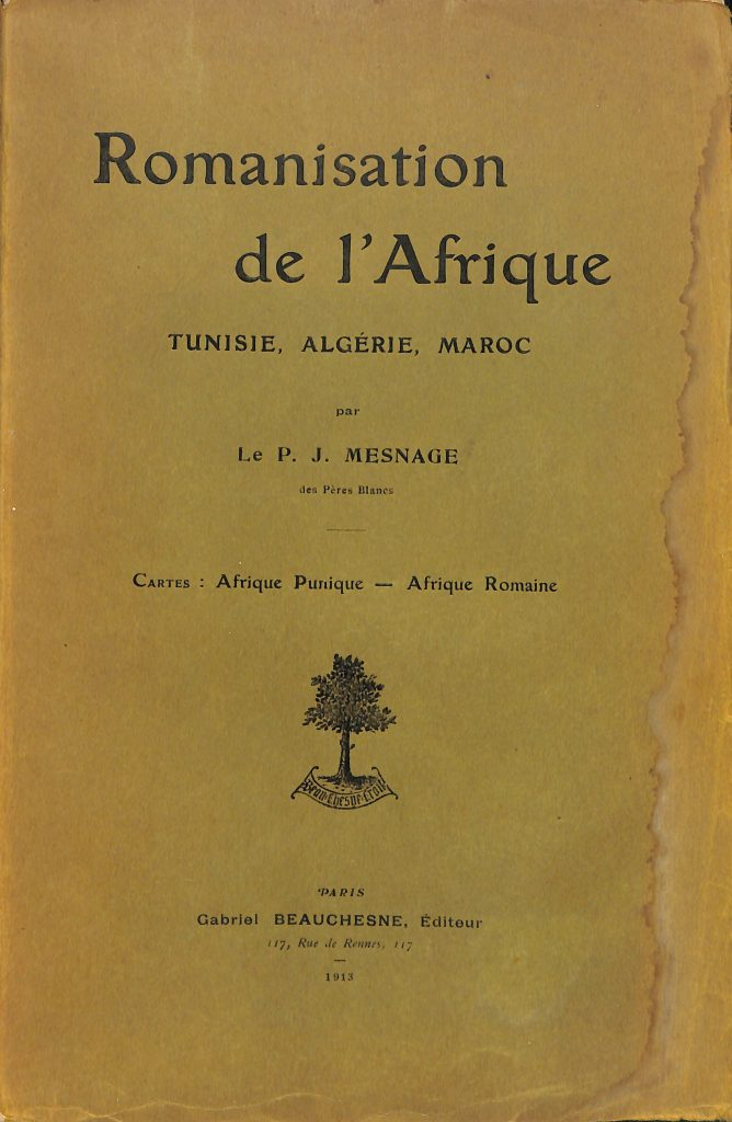 Jugurtha Bibliothèque En Ligne Romanisation De Lafrique Tunisie